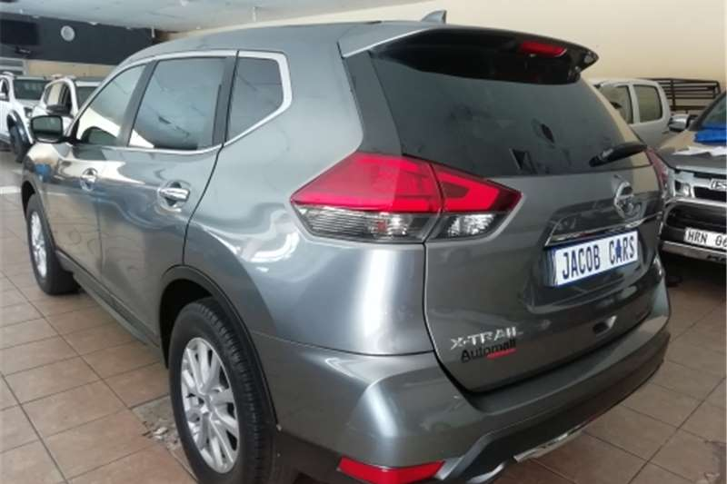 Nissan X-Trail 2.5 4x4 SE 2018