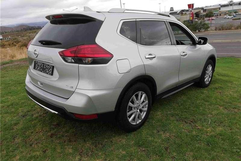 Nissan X-Trail 2.5 4x4 SE CVT 2018