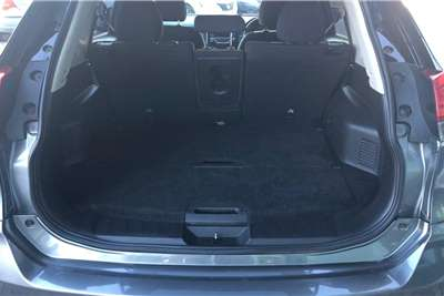 Nissan X-Trail 2.5 4x4 SE CVT 2019