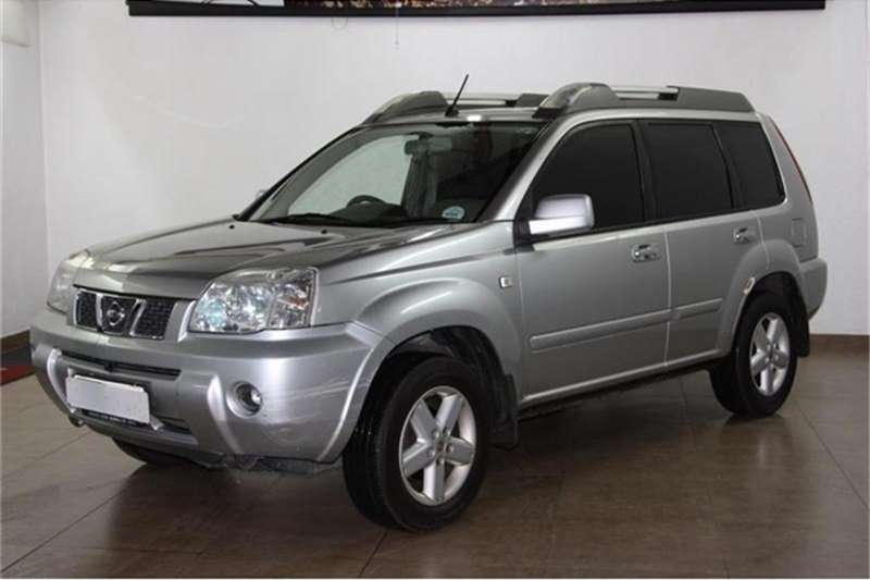 Nissan X-Trail 2.5 4X4 Sel At 2007