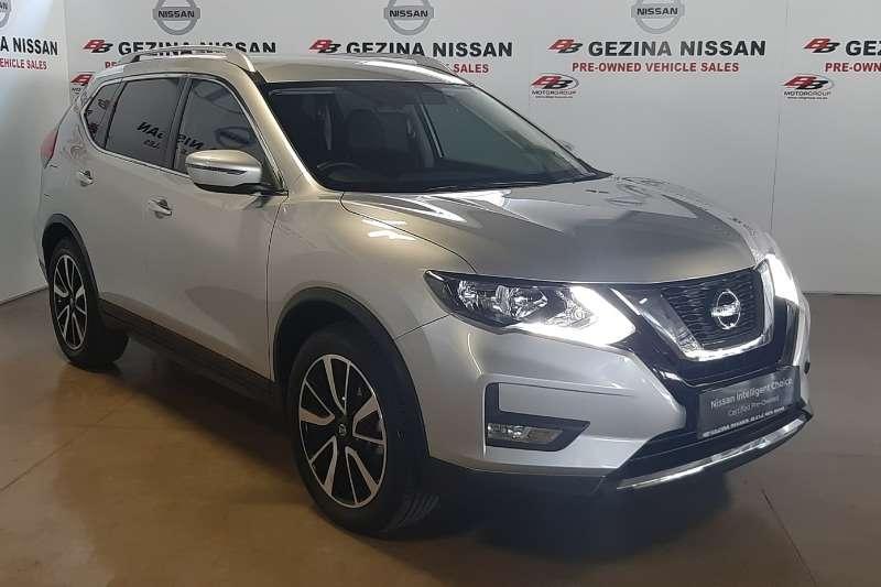 Nissan X-Trail 2.5 Acenta Plus 4x4 CVT 7s 2018