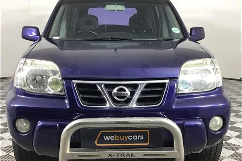 2003 Nissan X-Trail
