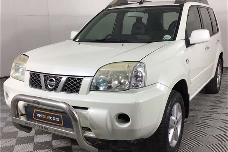 Used 2004 Nissan X-Trail