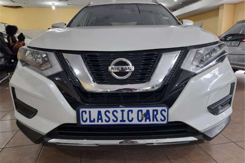 Used 2017 Nissan X-Trail