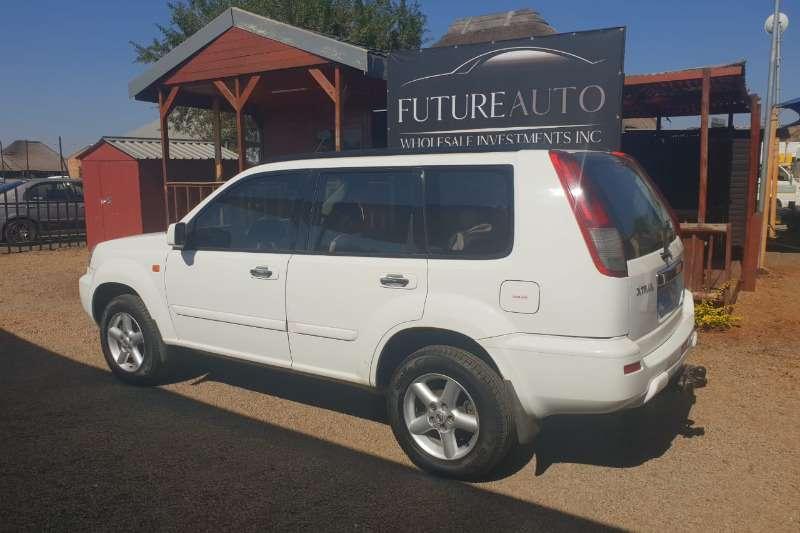 2001 Nissan X-Trail 2.2D 4x4 Sel