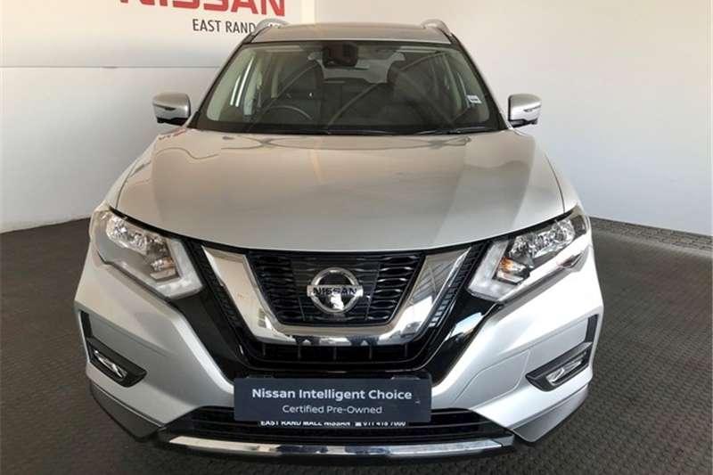 2019 Nissan X-Trail X TRAIL 2.5 ACENTA 4X4 CVT