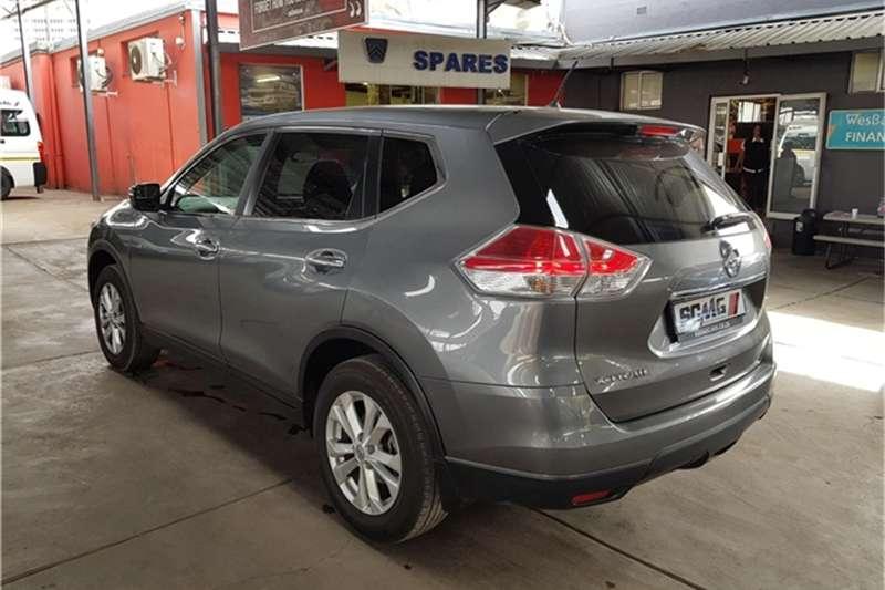 2015 Nissan X-Trail 1.6dCi XE