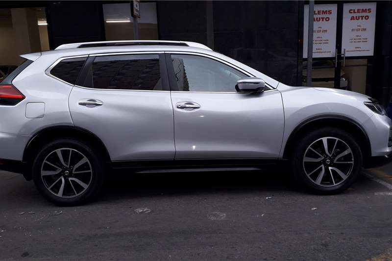 2019 Nissan X-Trail 2.0dCi 4x4 LE automatic