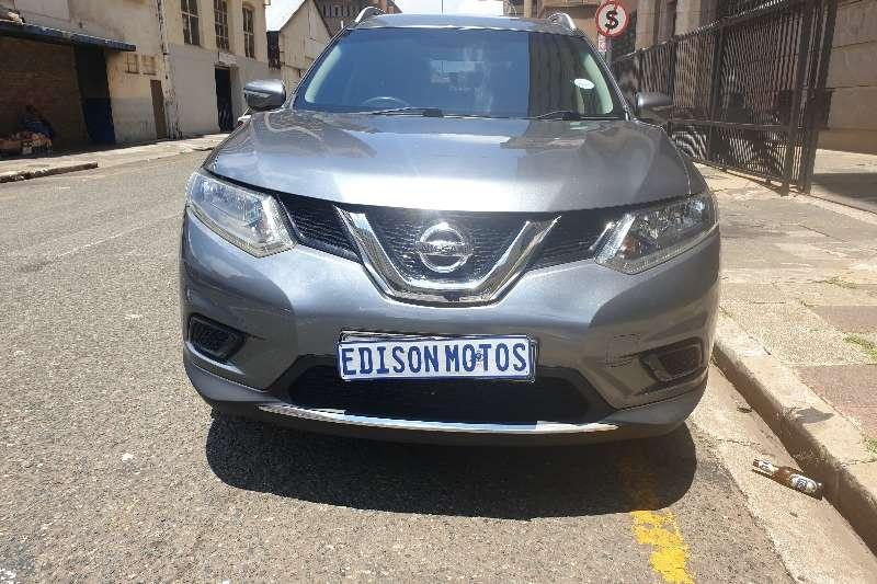 2015 Nissan X-Trail 2.0dCi 4x4 LE