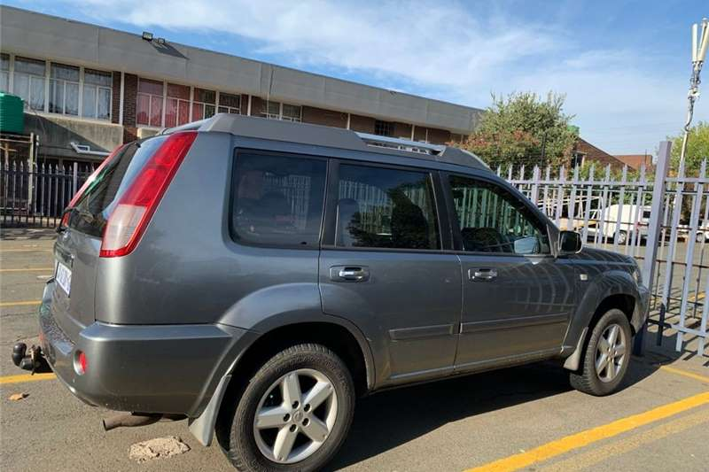 Used 0 Nissan X-Trail