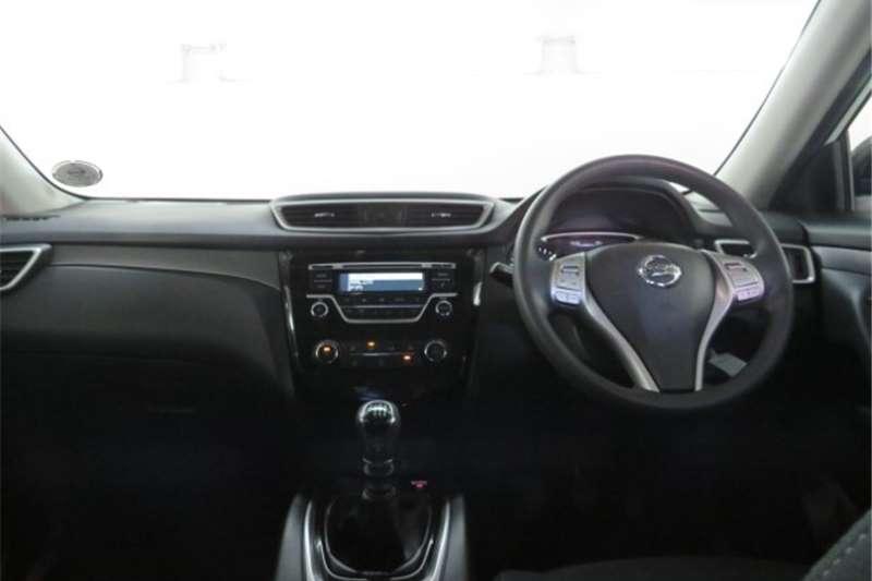 Nissan X-Trail X TRAIL 1.6dCi VISIA 7S 2017