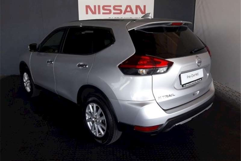 2018 Nissan X-Trail X TRAIL 1.6dCi VISIA 7S