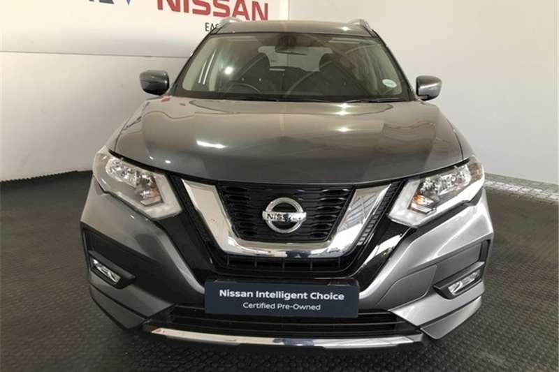 Nissan X-Trail X TRAIL 2.0 VISIA 2019