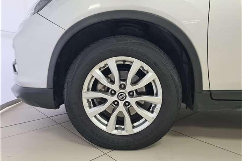Nissan X-Trail X TRAIL 2.5 ACENTA 4X4 CVT 2017