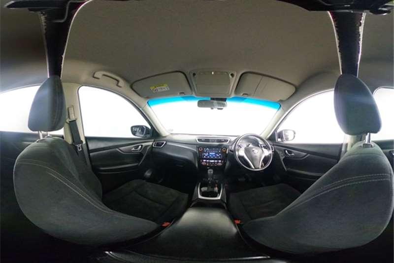 2017 Nissan X-Trail X TRAIL 2.5 ACENTA 4X4 CVT