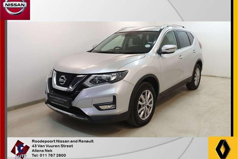 Nissan X-Trail X TRAIL 2.5 ACENTA 4X4 CVT 2019