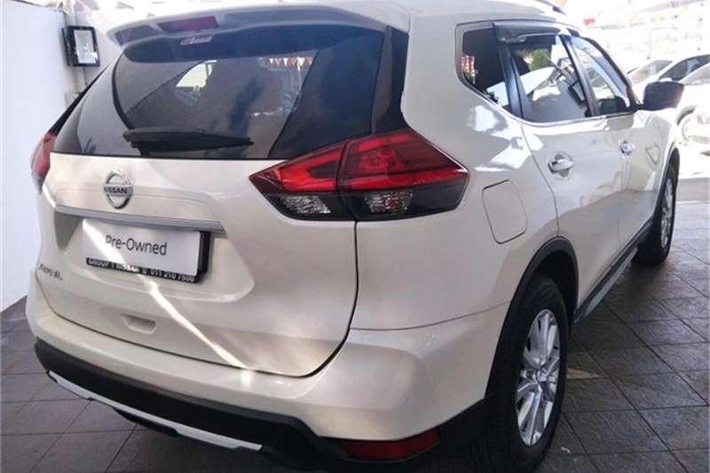2021 Nissan X-Trail X TRAIL 2.5 ACENTA 4X4 CVT
