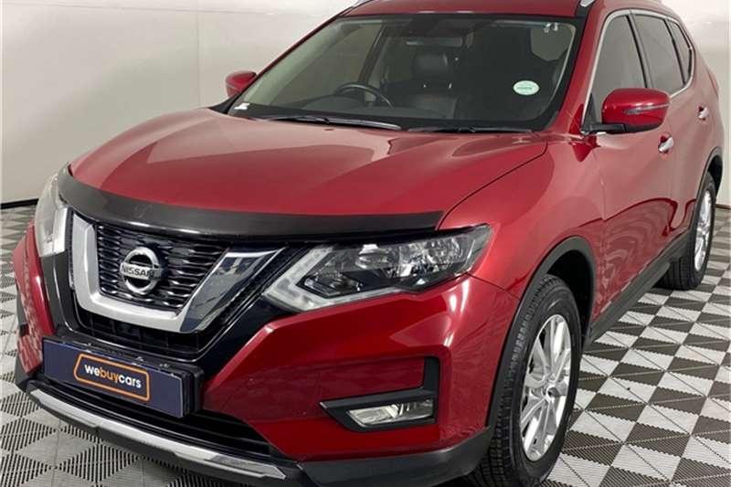 Used 2017 Nissan X-Trail X TRAIL 2.5 ACENTA PLUS 4X4 CVT 7S