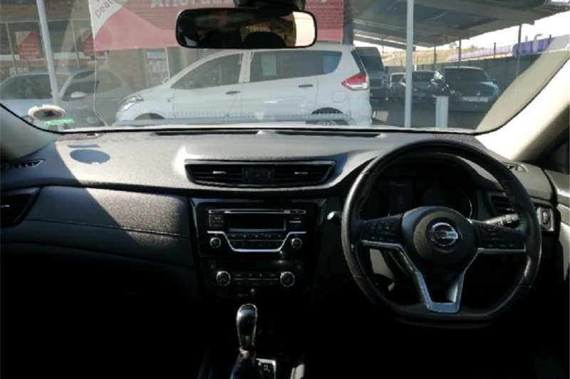 Nissan X-Trail X TRAIL 2.5 ACENTA PLUS 4X4 CVT 7S 2018