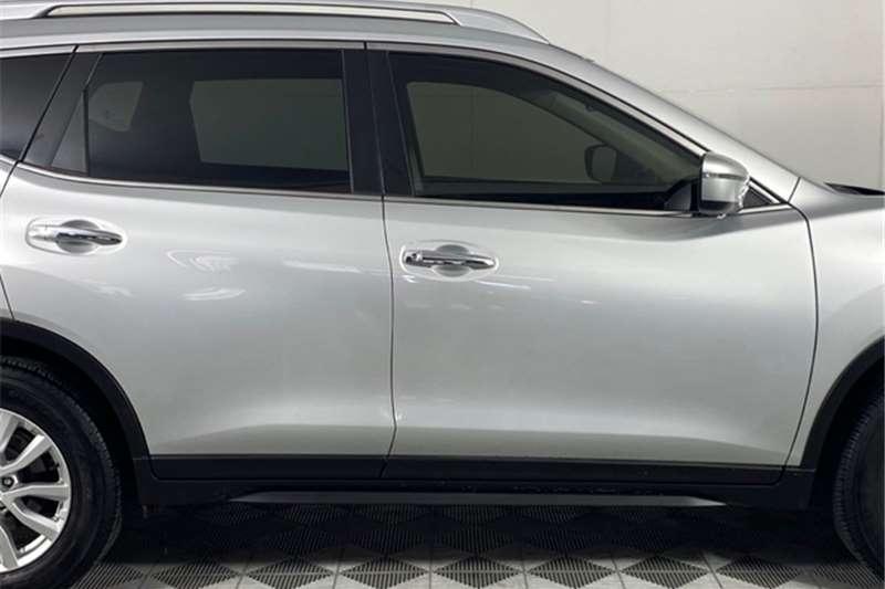 2020 Nissan X-Trail X TRAIL 2.5 ACENTA PLUS 4X4 CVT 7S