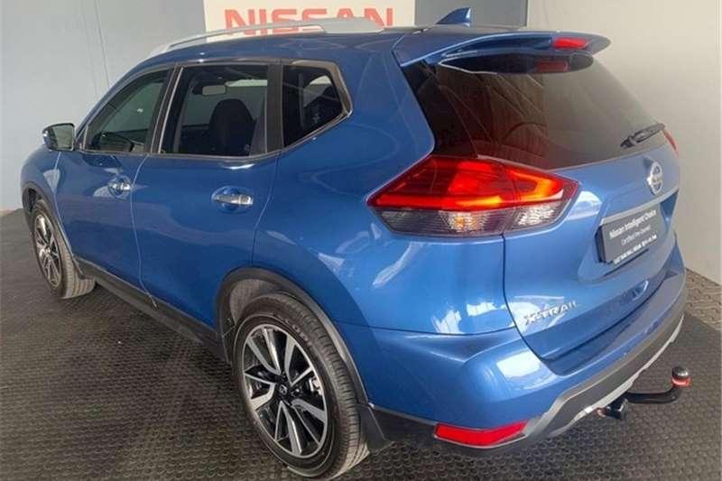 Used 2021 Nissan X-Trail X TRAIL 2.5 TEKNA 4X4 CVT 7S