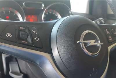 Opel Adam 1.0T Glam 2015