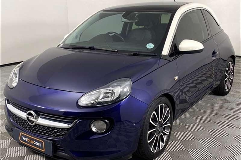 2015 Opel Adam Adam 1.0T Glam