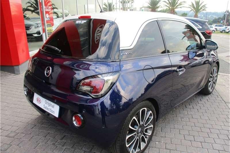 Opel Adam 1.0T Glam 2016