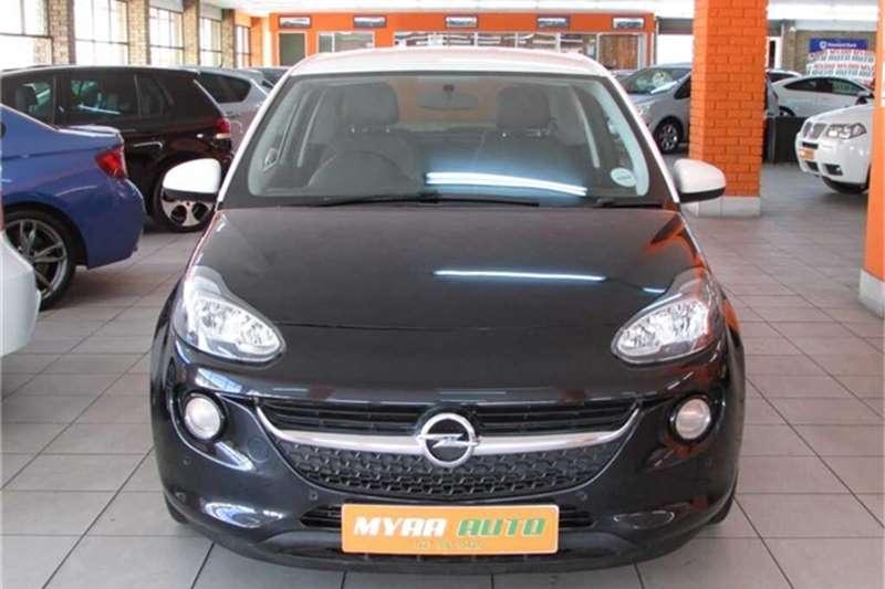 Opel Adam 1.0T Jam 2015