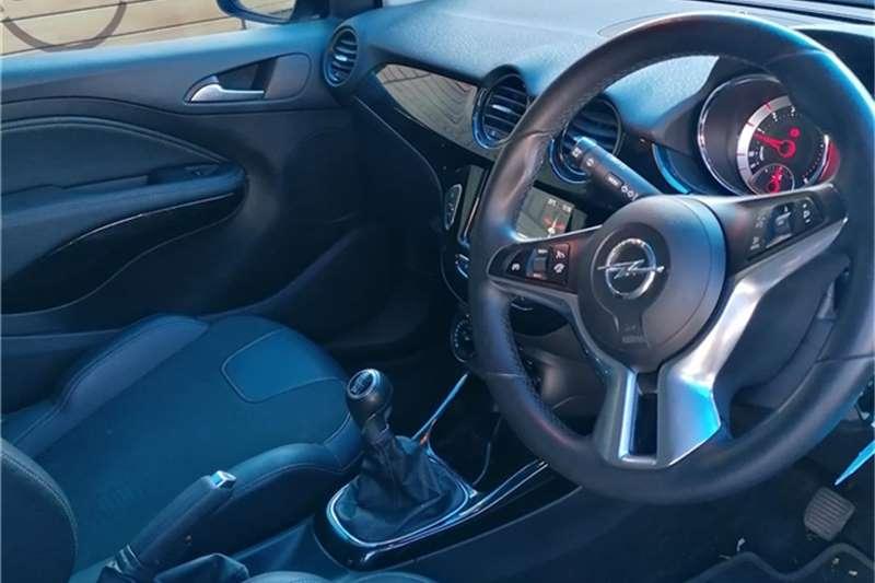 Opel Adam 1.0T Jam 2017