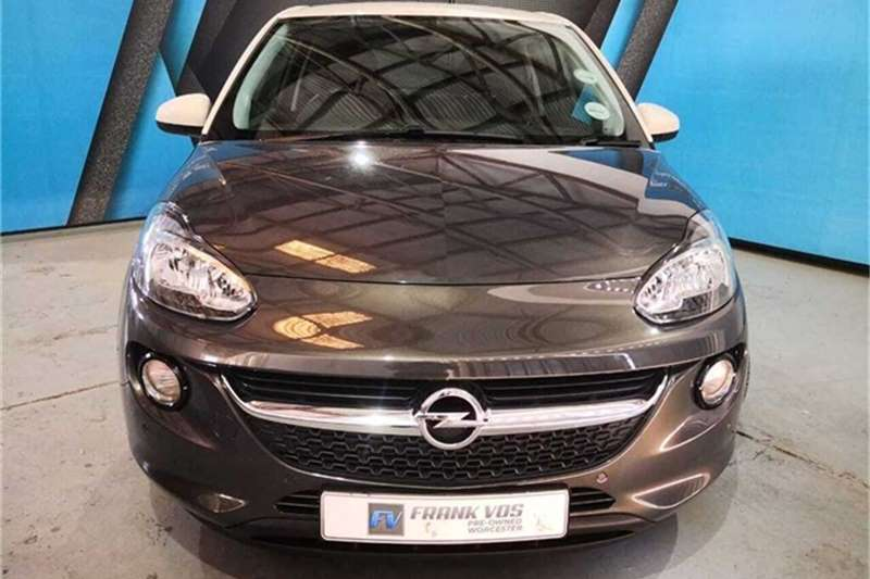 Used 2017 Opel Adam 1.0T Jam