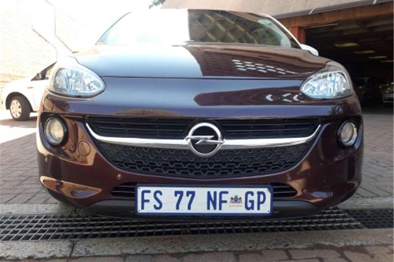 Opel Adam 3-door 1.2 2013