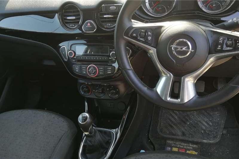 Used 2016 Opel Adam 3-door