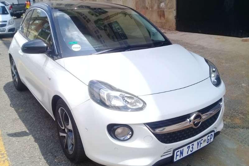 Opel Adam 3-door ADAM 1.0T (3DR) 2015