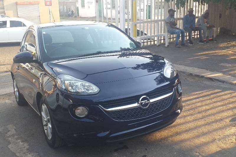 Opel Adam 3-door ADAM 1.0T (3DR) 2015