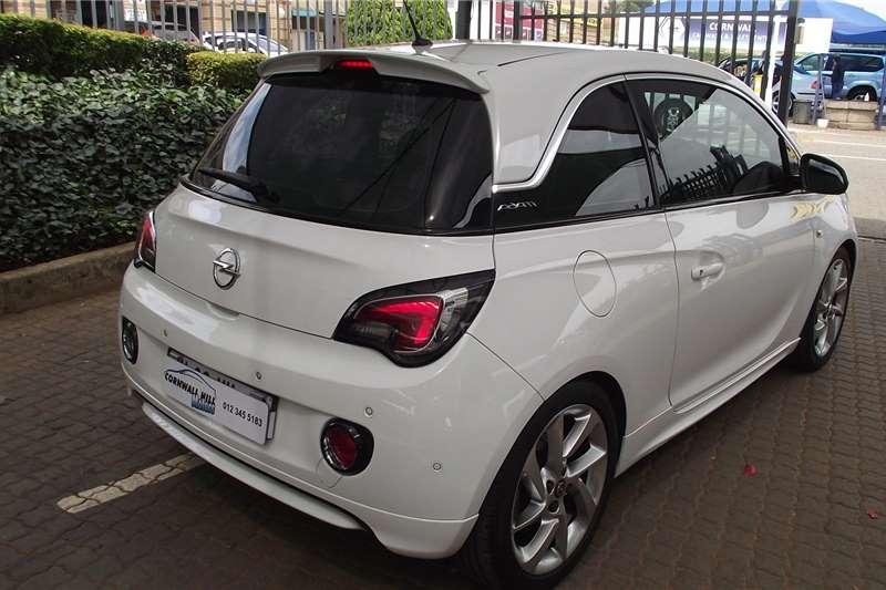 Used 2015 Opel Adam 3-door ADAM 1.0T JAM (3DR)