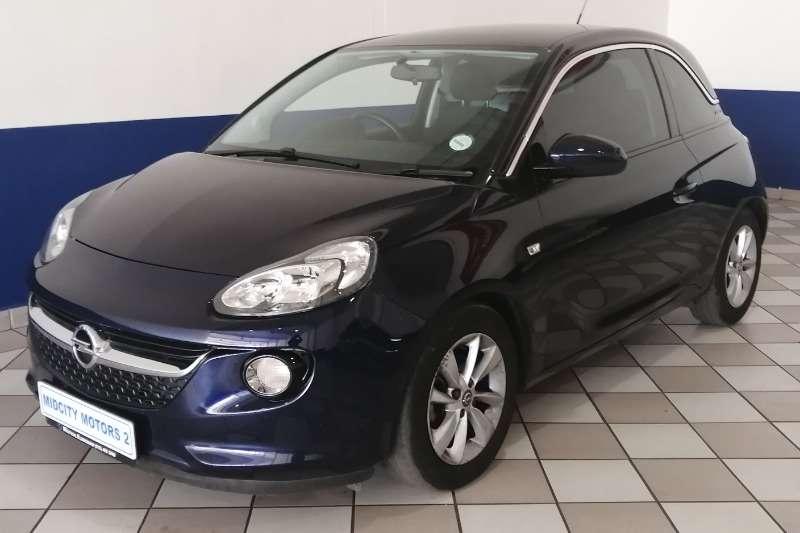 2015 Opel Adam 1.4