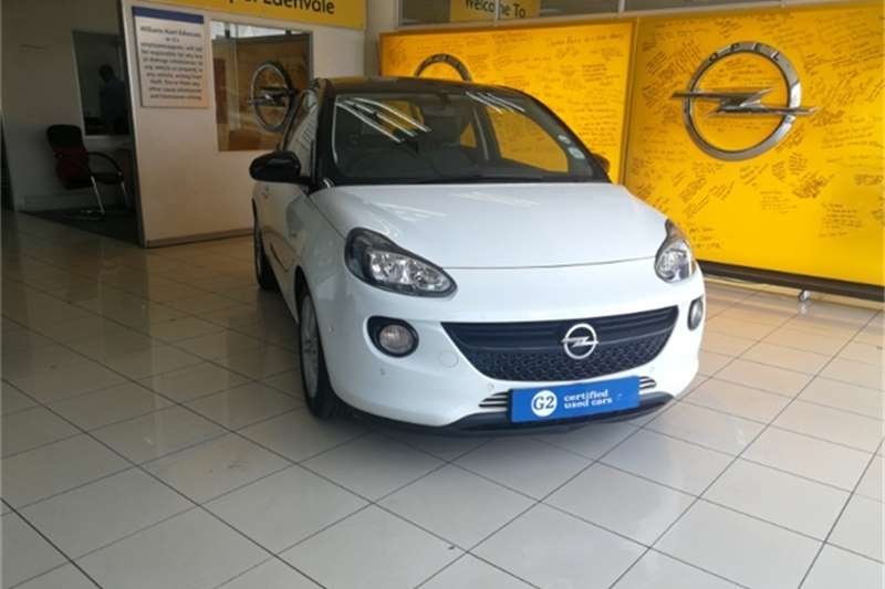 2019 Opel Adam 1.0T