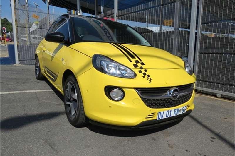 2015 Opel Adam 1.0T Jam