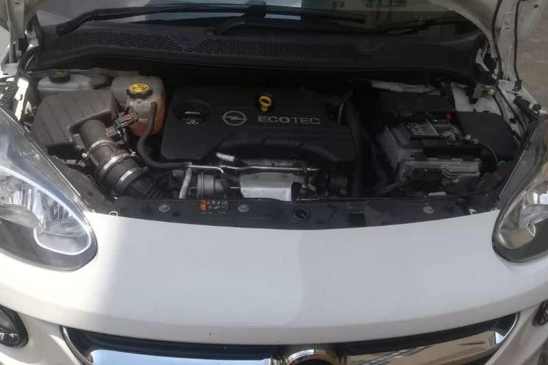 Opel Adam Rocks 1.0T 2015