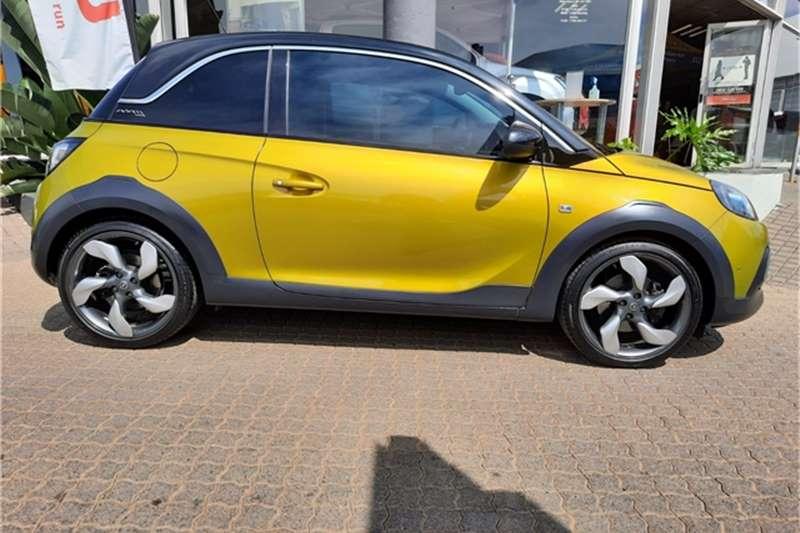 Used 2015 Opel Adam Rocks 1.0T