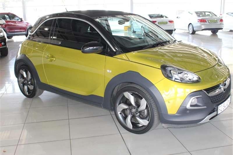 Opel Adam Rocks 1.0T 2016
