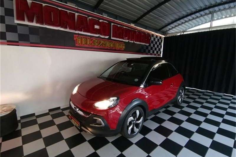 Opel Adam Rocks 1.0T 2016