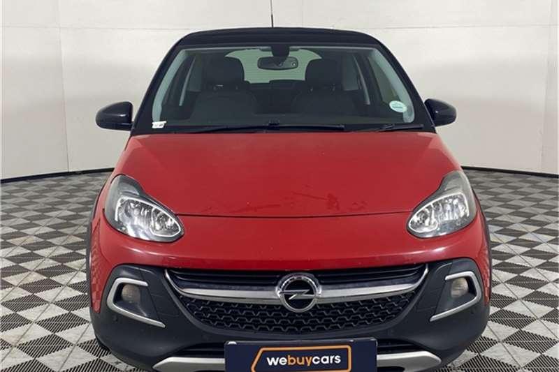 Used 2016 Opel Adam Rocks 1.0T