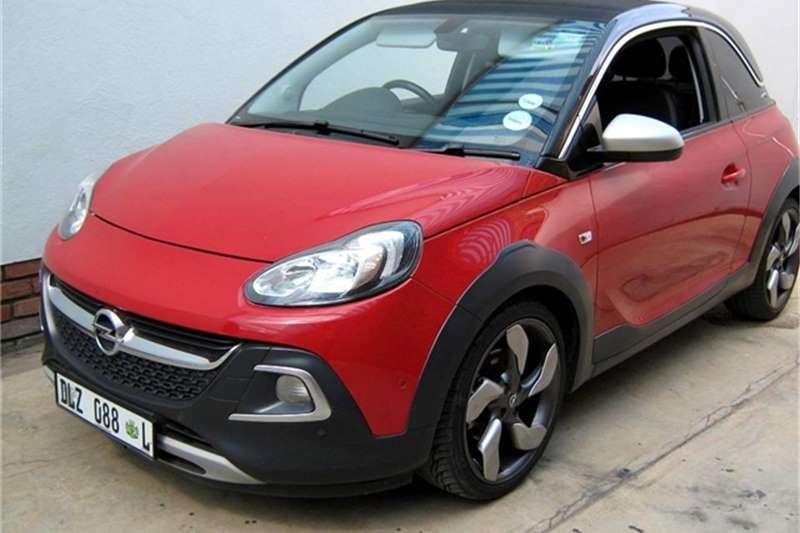 Opel Adam Rocks 1.0T 2018