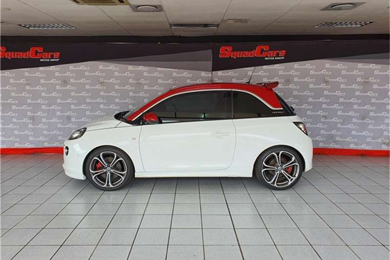 Used 2016 Opel Adam S 1.4T