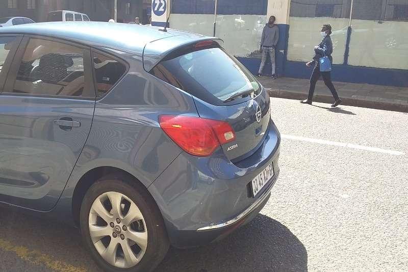 Used 2014 Opel Astra 1.4 Essentia
