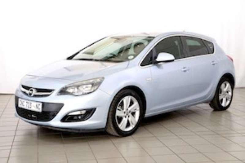 Opel Astra 1.4T ENJOY 5DR 2016