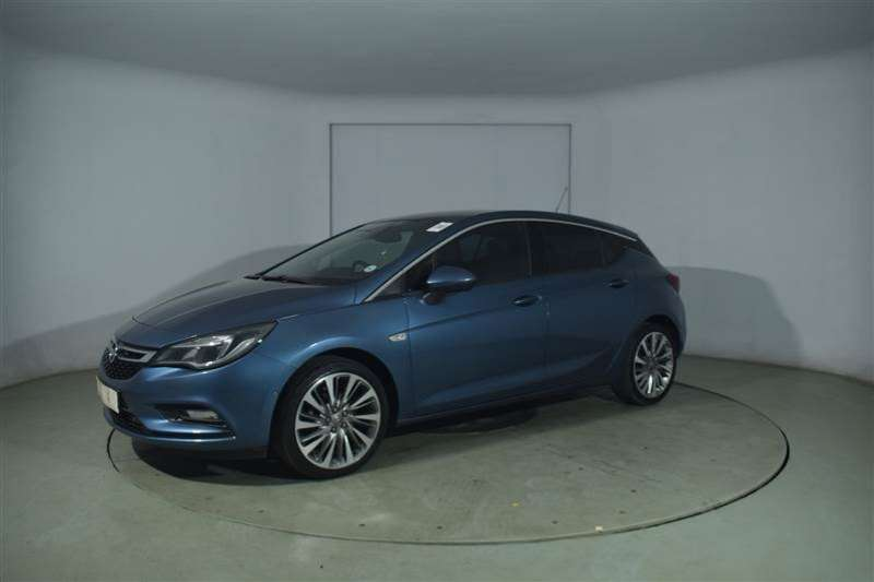 Opel Astra 1.4T SPORT A/T 5DR 2016
