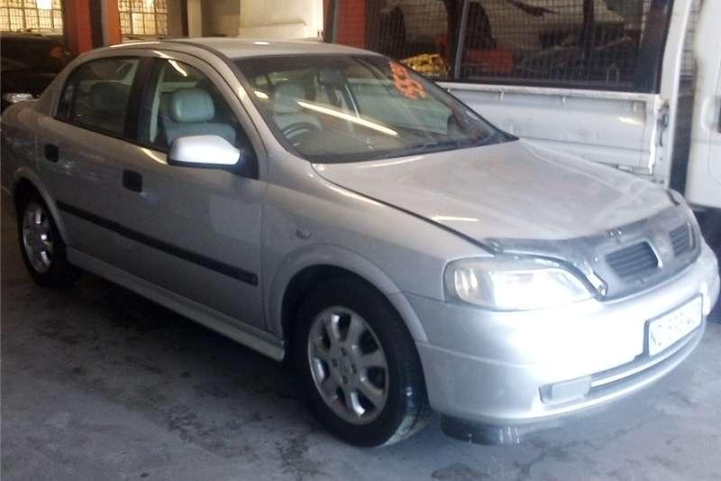 Opel Astra 1.6 Enjoy 2005